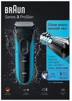 Braun Series 3 3010 Wet & Dry Electric Foil Shaver