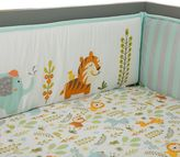 Lambs & Ivy Happi Jungle by Dena 4-pc. Crib Bumper Set by