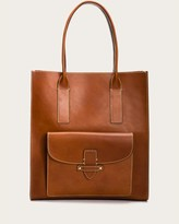 Frye Casey Tall Tote
