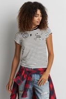 American Eagle Outfitters AE Soft & Sexy Patch Tomgirl T-Shirt