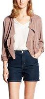 Garcia Women's Blouson Jacket - Pink -