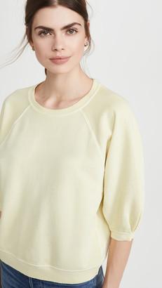 Amo Puff Sleeve Sweater