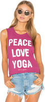 Spiritual Gangster Peace Love & Yoga Tank