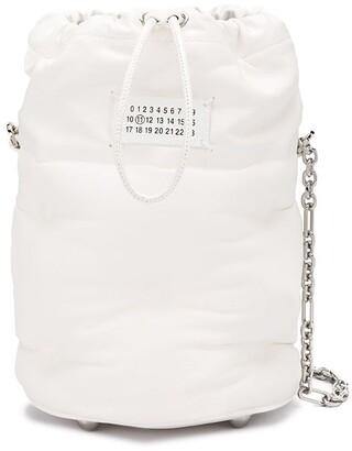 Maison Margiela Drawstring Bucket Bag