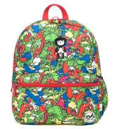 Babymel Zip & Zoe Junior Backpack - Dino Multi