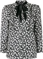 Marc Jacobs chemise imprimée à col la