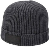 True Religion Men's Ribbed Knit Watchcap