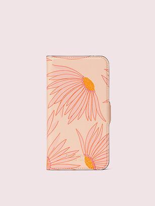 Kate Spade Falling Flower Iphone 11 Pro Magnetic Wrap Folio Case