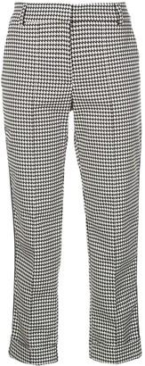 Silvia Tcherassi Garmet cropped trousers