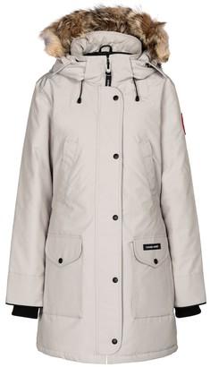 Canada Goose Trillium fur-trimmed down coat