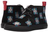 Del Toro Blue Stars Embroidered Chukka Sneaker Men's Shoes