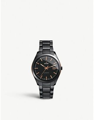 Rado R32291152 Hyperchrome ceramic and rose gold watch