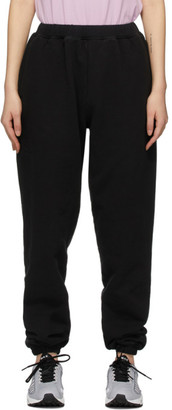 Aries Black Temple Logo Lounge Pants