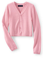 Classic Girls Plus V-Neck Sophie Cardigan-Deep Sea