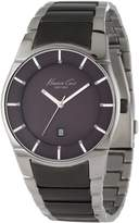 Kenneth Cole New York Men's KC9036 Slim Round Ion-Plating Analog Watch