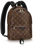 Louis Vuitton Authentic Monogram Canvas Palm Springs Backpack PM Handbag Article: M41560 Made in France