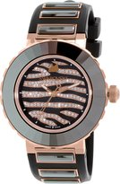 Swarovski Women's 5080197 Silicone Swiss Quartz Watch