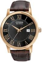 Citizen Eco-Drive 3-Hand with Date Men's watch #BM6759-03E