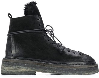 Marsèll Ankle Length Boots
