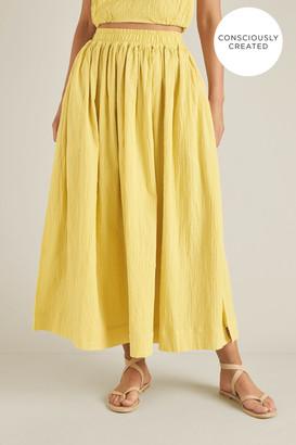 Seed Heritage Sustainable Maxi Skirt