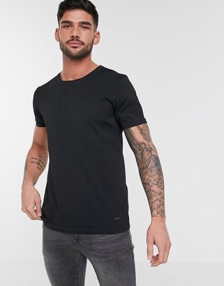 BOSS Troy t-shirt-Black