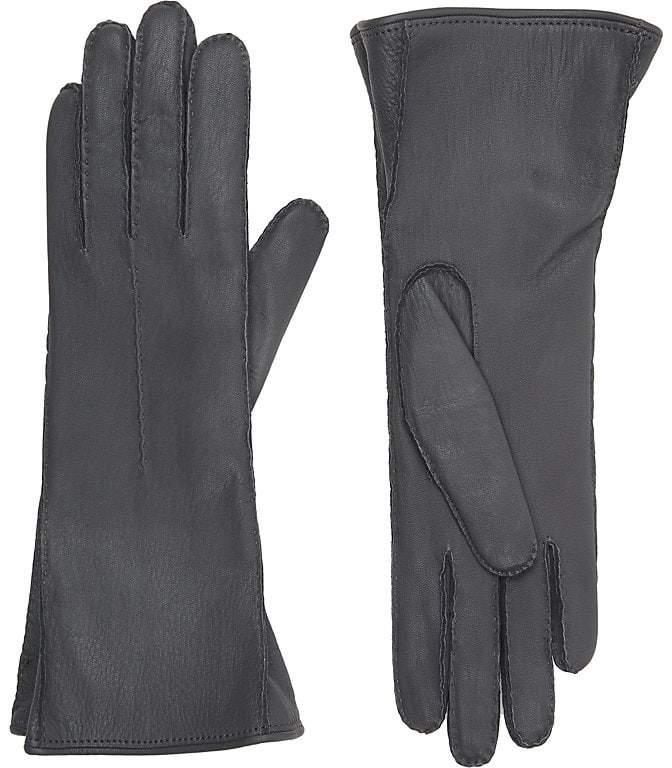 Barneys New York Women's Gusseted Gloves