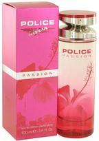 Police Passion Eau De Toilette Spray for Women (3.4 oz/100 ml)
