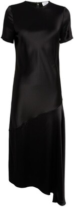 Deveaux Satin Ophelia Dress
