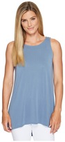 Vince Camuto Sleeveless High-Low Hem Top Women's Sleeveless