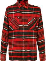 Obey plaid shirt - men - Cotton - M