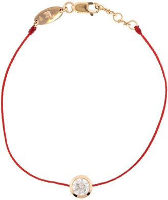 Redline Madly Pure Diamond Red Cord Bracelet
