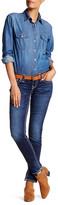 True Religion Skinny Big T Flap Pocket Jean