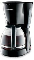 Hamilton Beach Black Switch 12-Cup Coffee Maker