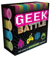 Chronicle Books Geek Battle Game