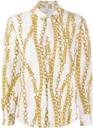 Roseanna chain print Sting shirt
