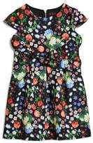GUESS Floral Ruffle Dress (7-16)
