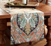 Pottery Barn Anton Paisley Table Runner