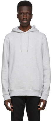 Norse Projects Grey Vagn Classic Hoodie