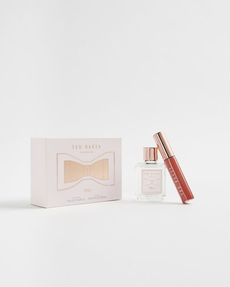 Ted Baker Mia Perfume And Lip Gloss Set