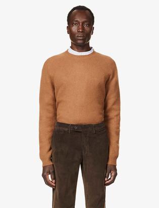 Eleventy Crewneck wool jumper