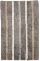 """Hotel Collection CLOSEOUT! 30"""" x 50"""" Contrast Stripe Rug, Created for Macy's"""