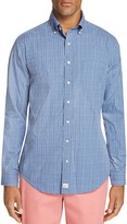 Vineyard Vines Fishbone Murray Slim Fit Button-Down Shirt