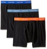 Calvin Klein Underwear Calvin Klein Men's, Underwear Boxer Briefs, 3 Pack Cotton Stretch Boxer Brief, ,