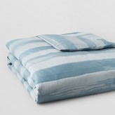 Kelly Wearstler Zuma Duvet Cover, Full/Queen