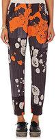 Zero Maria Cornejo Women's Gaby Paint-Splatter-Print Pants-Grey