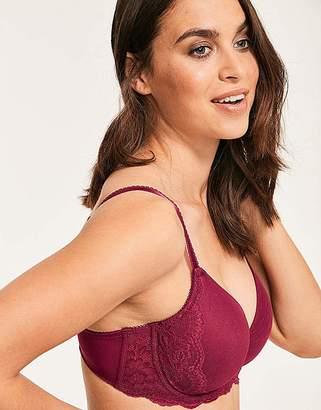 Figleaves Juliette Lace T-Shirt Bra