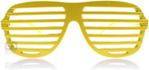 Sxuc Shutter Sunglasses Yellow Shutter
