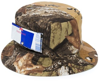 DUOltd Duo camouflage hat