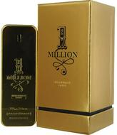Paco Rabanne 1 Million Absolutely Gold by Pure Parfum Spray for Men - 3.3 oz.