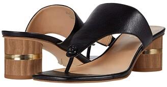 Franco Sarto Melissa (Black) Women's Shoes